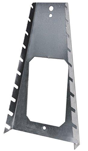 SimonRack SI1008 Llaves Planas, Galvanizado, 340 x 162 x 43 mm