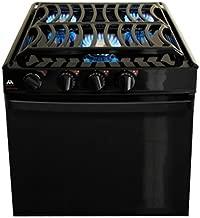 Atwood Range - 21 In - Black - Piezo Igniter - 52786
