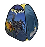Product Image of the Sunny Days Entertainment Batman Pop Up Play Tent – Blue Indoor Playhouse for...