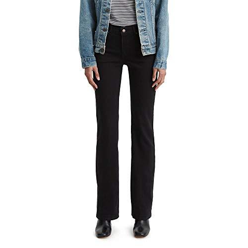 Levi's Women's Classic Bootcut Jeans, soft black, 30 (US 10) M