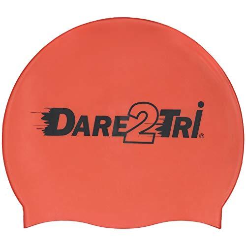 Dare2tri 33000r badmuts gemaakt van siliconen, eenheidsmaat, unisex, volwassenen, Franse fabrikant One Sizeque