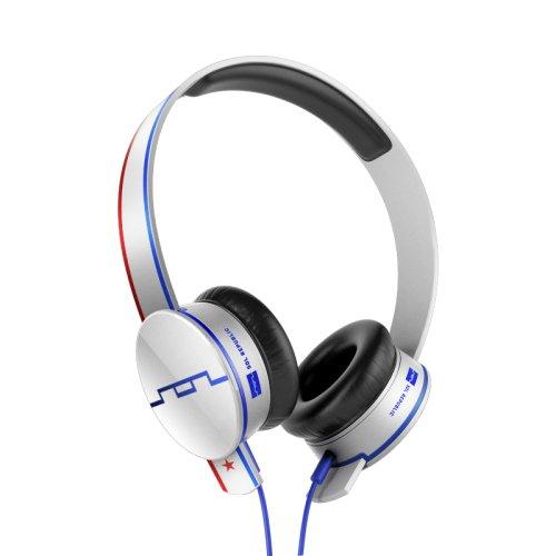 SOL Republic Tracks HD - Auriculares de diadema (con motor de sonido V10, banda intercambiable), color negro