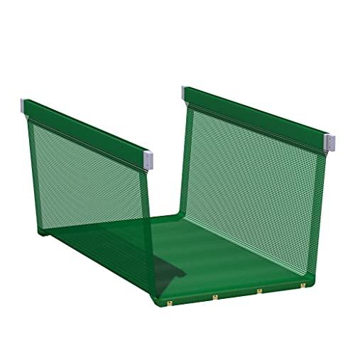 Winnetoo Hängebrücke (mit Schutzmatte) grün