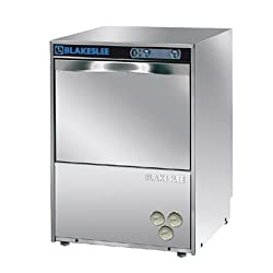 Blakeslee Stainless Steel Commercial Glass Washer & Dishwasher