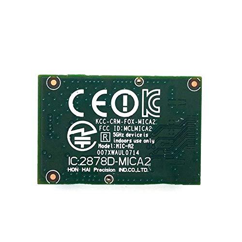 WiFi Card PCB Board for Wii U IC: 2878D-MICA2 MIC A2 Bluetooth WiFi Module