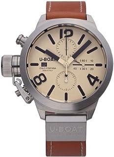 U-Boat - 501200445 - Reloj automático para Hombre (cronógrafo, 2272)
