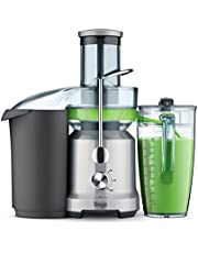 Sage Appliances SJE430 the Nutri Juicer Cold, Blender, Zilver