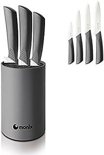 Monix - Taco Cuchillos ceramicos 4p.