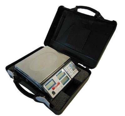 Valise pour balance poids-prix sans ticket pour marché EXA 56PPI 1