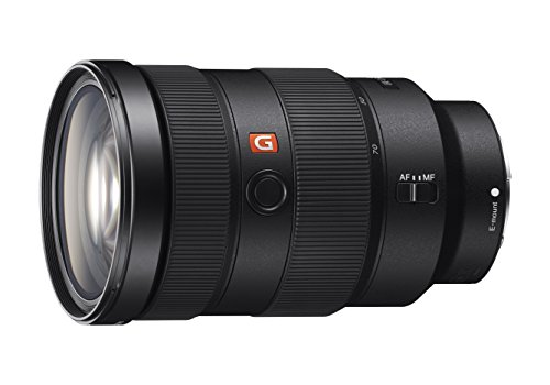 Sony SEL2470GM E-Mount Camera Lens: FE 24-70 mm F2.8 G Master Full Frame Standard...