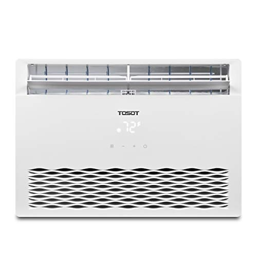 TOSOT 8,000 BTU Window Air Conditioner with Remote Control, Energy Star Cools Rooms Up to 350 Sq Ft