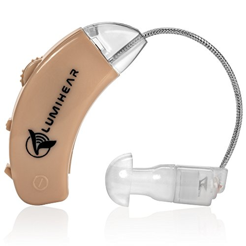 Learn More About LumiHear Hearing Amplifier - PSAP BTE Device - Listening Enhancement Aid - Recommen...