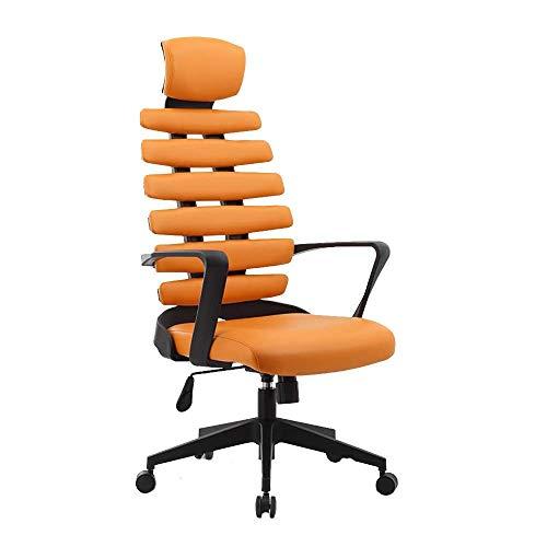 Gamer Stuhl Gaming, High Back PU Cortex Office Hubing Rotation Gaming Stuhl Gartenstuhl