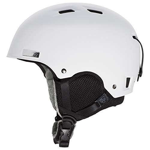 K2 Skis Helm Verdict, White, Taille M (55-59 cm)