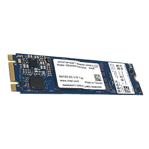 Intel Optane MEMPEK1W016GAXT - Modulo di memoria 16 GB M.2 80 mm PCIe 3.0 20 nm