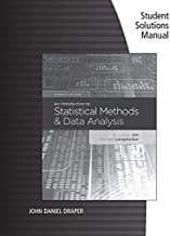 Student Solutions Manual for Ott/Longnecker's An Introduction to Statistical Methods and Data Analysis, 7th