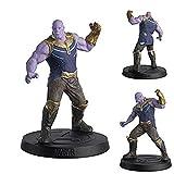 Eaglemoss- Marvel Movie Collection Los Vengadores Estatua Thanos, Multicolor (MMFUK811)
