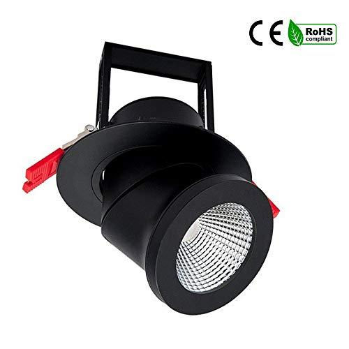 50W LED Stra/ßenlampe Stra/ßenleuchte HARLEM Au/ßenleuchte Warmwei/ß Mastleuchte Lampe Hofbeleuchtung Laterne AC 85-265V Wasserdicht IP65 KaltesWeiss K5500