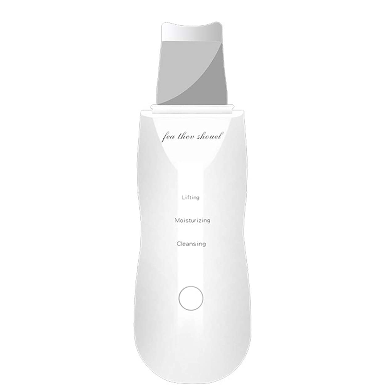 支払い無力最後に顔の皮のスクラバー、気孔の洗剤の電気にきび顔の皮のスクラバーUSBの再充電可能な皮のマッサージのスクラバー