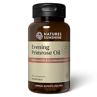 Nature's Sunshine Evening Primrose Oil Capsules (90) from Nature's Sunshine
