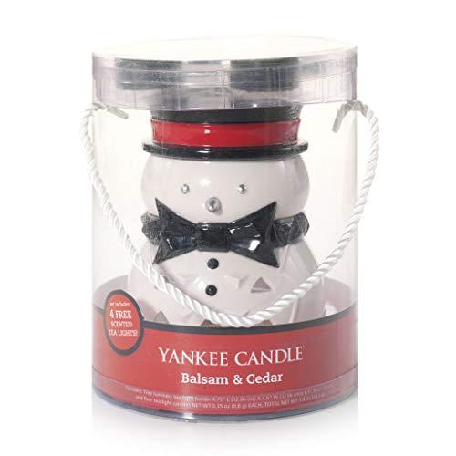 Yankee Candle Holiday Jackson Frost Luminary Gift Set