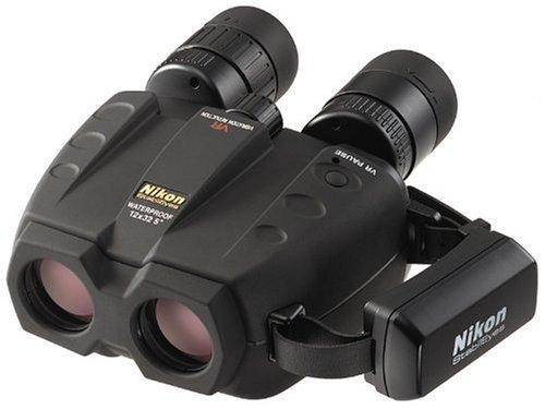 Nikon StabilEyes 12x32 VR Jumelles Stabilisation Électronique, Étanches