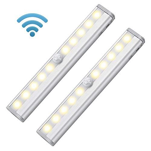 Sensor de movimiento inalámbrico, luz nocturna LED con