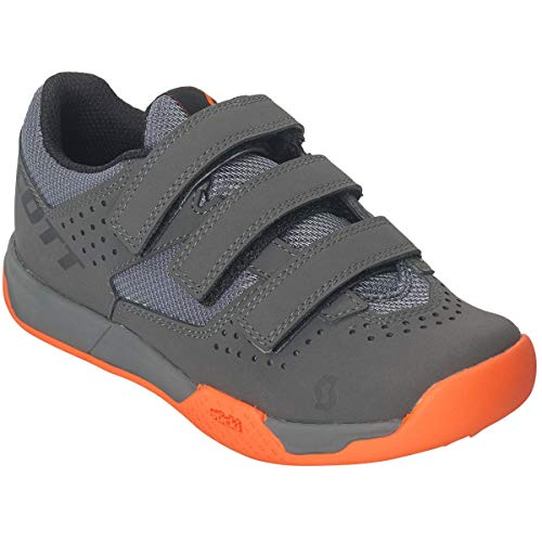 Scott MTB AR Kinder Fahrrad Schuhe grau/orange 2020: Größe: 33
