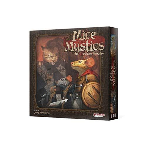 Mice & Mystics - Asmodee - Jeu de société- Jeu de plateau...
