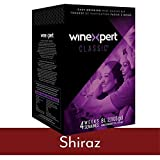 Winexpert Classic Shiraz Red Wine Making Kit