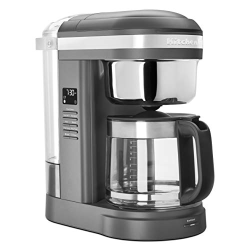 Read About KitchenAid KCM1209DG Drip Coffee Maker
