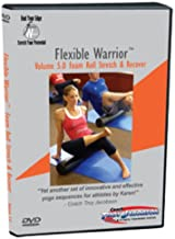 Spinervals Flexible Warrior 5.0 Foam Roll Stretch and Recover DVD