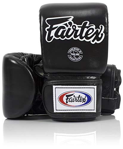 Fairtex Muay Thai Bag Gloves TGO3 TGT7 Color: Black Red Blue White...
