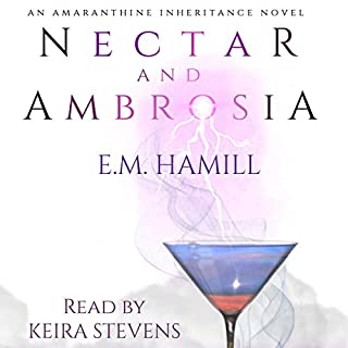 Nectar and Ambrosia  audiobook cover art