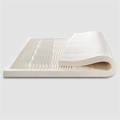 Best Deals! Natural Latex Mattress Children's Thin Mattress Wooden Mattress Tatami Memory Foam Mattr...