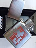 Zippo LIGHTER LIMITED EDT 200 PLANETA METALLIQUE PERRO