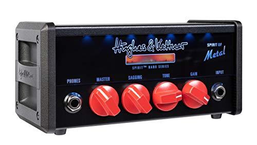 Hughes & Kettner - 'Spirit of Metal' Spirit Nano Guitar Amplifier Head
