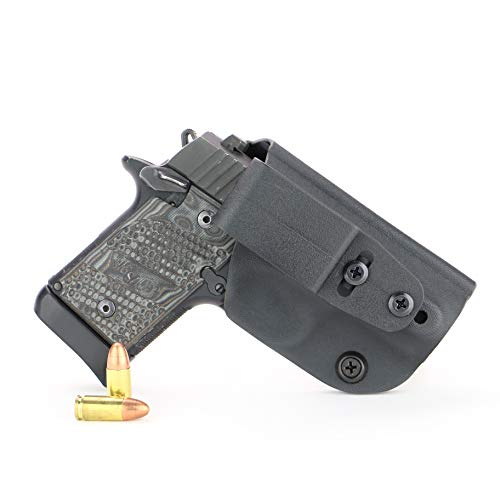 FoxX Holsters Deluxe Trapp Kydex IWB Holster -...