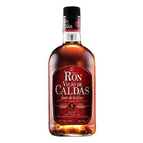 Viejo De Caldas 5 Years Old - Ron, 700 ml