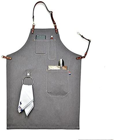 Heavy Duty Woodworking New color Aprons for Sale SALE% OFF Men Canvas Dermal Belt - Gray