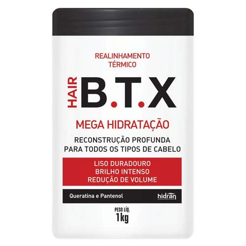 Hidran Botox Capilar BTX Con Keratina 1 Kg