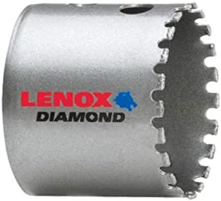 Lenox Tools 1211932DGHS 32 Diamond Grit Hole Saw, 2-Inch or 50.8mm