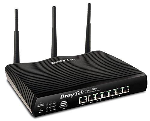 DrayTek - DrayTek Vigor 2925ac gleichzeitige Dualband- und 802. 11ac WLAN
