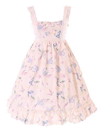 JSK-57 - Disfraz de conejo, zanahoria, rábano, vestido pastel, gótico, lolita, cosplay, kawaii