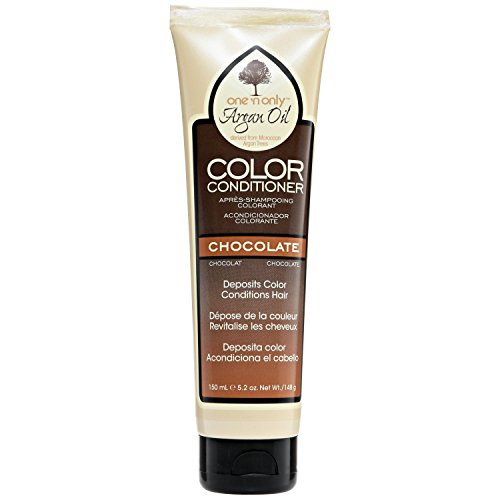 One'n Only One N Only Argan Oil Condition Color Chocolate, 5.2 Oz