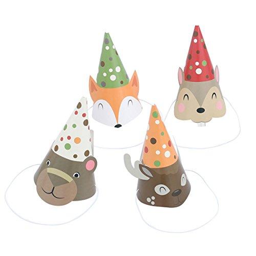 BESTOYARD - Partyhüte, Partymasken & Zubehör in Wie Gezeigt, Größe 12 x 12 x 18 cm