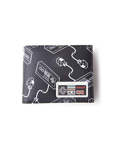 Nintendo Orginal Bifold Standard Black