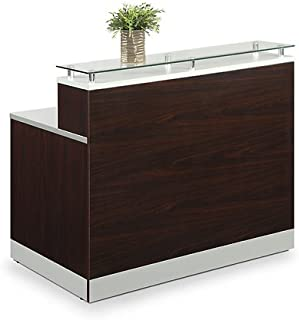 Best small reception desk Reviews
