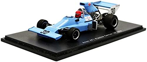 Spark- Miniature Voiture de Collection, S3540, Bleu