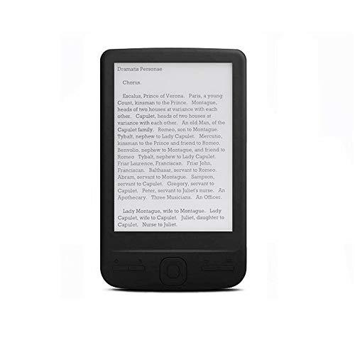 Multifunktionaler elektronischer Buchleser, OED Eink Screen Digital Smart Ebook...